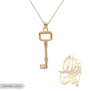 آویز تیفانی کلید
