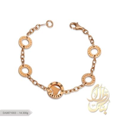 دستبند کارتیر MGM