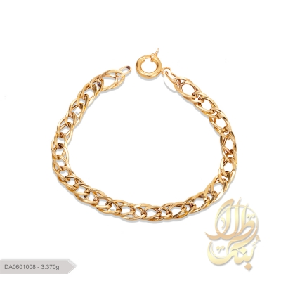 دستبند صالح طلا