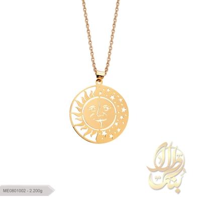 مدال لیزری خورشید و ستاره