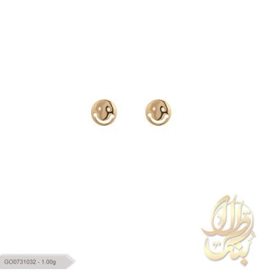 گوشواره طرح لبخند