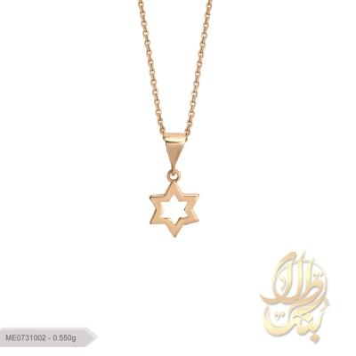 مدال تک ستاره