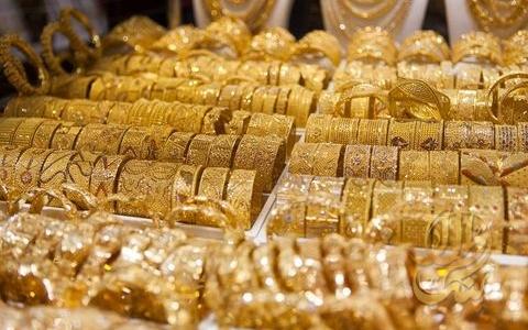 پرداخت و رنگ بندی طلا