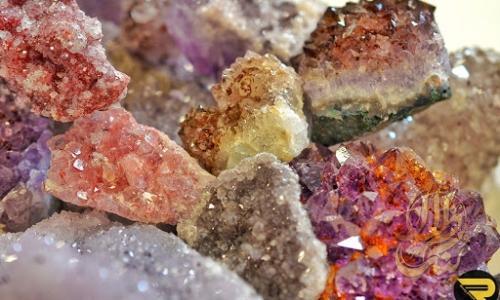 نقش سنگ های قیمتی در طراحی جواهرات